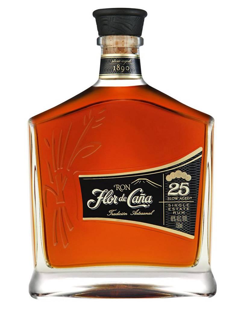 Flor de Cana Flor de Cana 25 Single Estate Rum