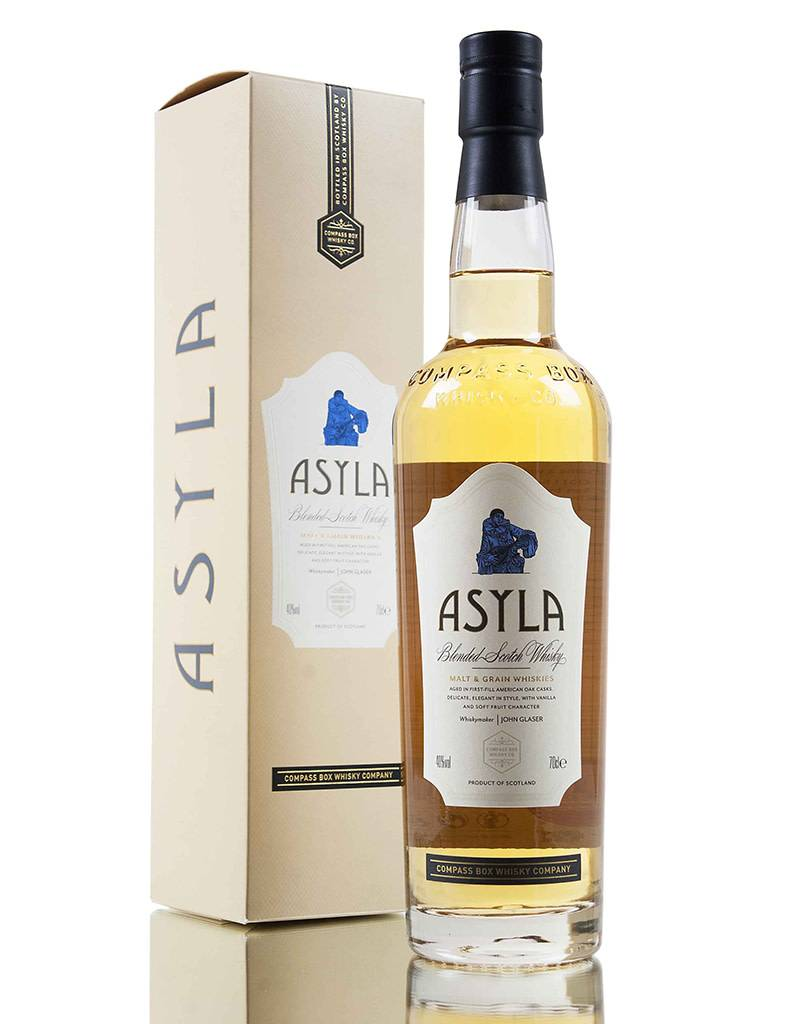 Compass Box Compass Box Asyla Blended Scotch Whiskey