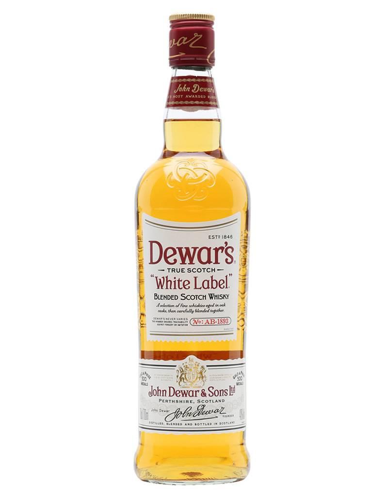 Dewar's Dewar's White Label Blended Scotch