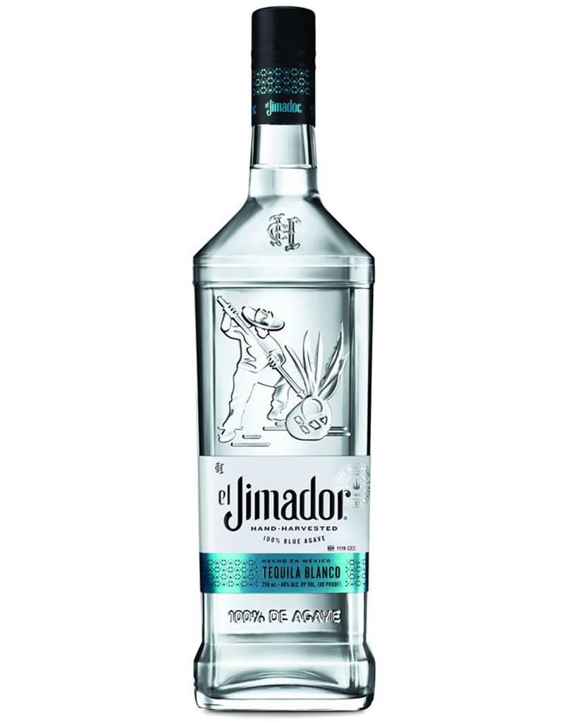 El Jimador Blanco Tequila