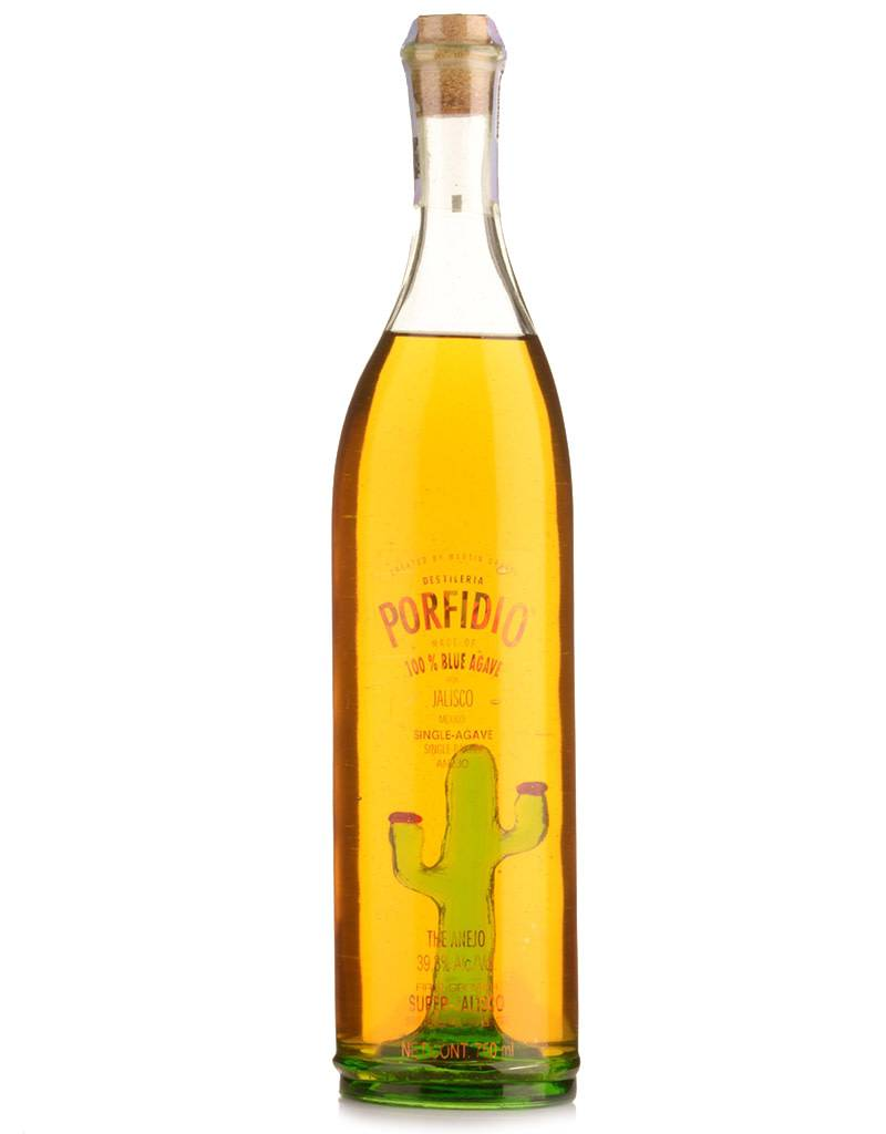 Porfidio Super Jalisco Single Barrel Agave Anejo
