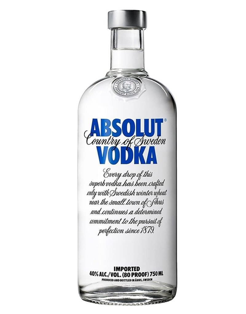 Absolut Distelleries Absolut Vodka