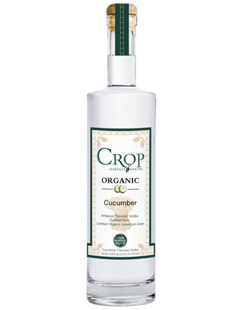 Crop Harvest Earth Co. Crop Organic Cucumber Vodka