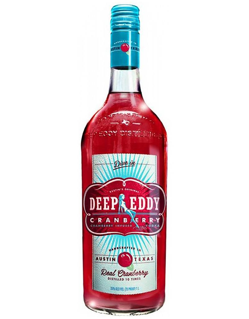 Deep Eddy Distilling Deep Eddy Cranberry Vodka