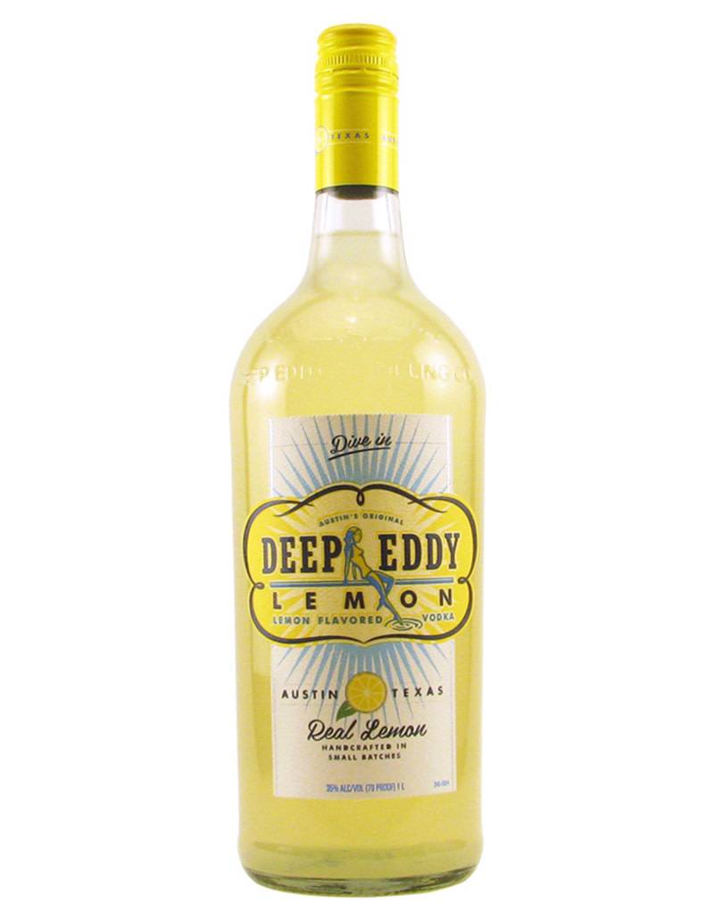 Deep Eddy Distilling Deep Eddy Lemon Vodka