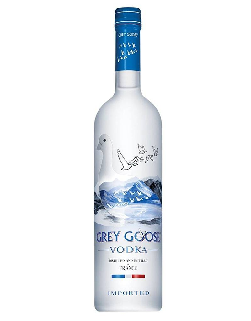 Grey Goose Co. Grey Goose Vodka, 375mL