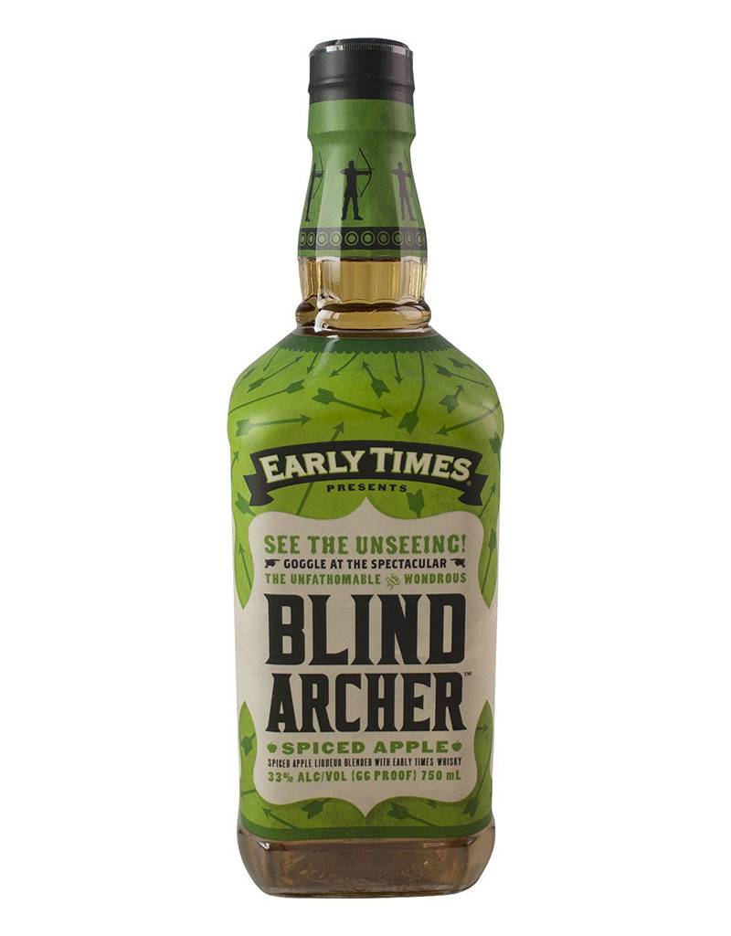 Early Times Distillery Co. Early Times Blind Archer Spiced Apple