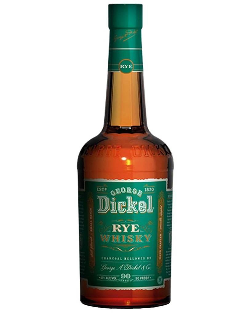 George Dickel George Dickel Rye Whisky, 1L