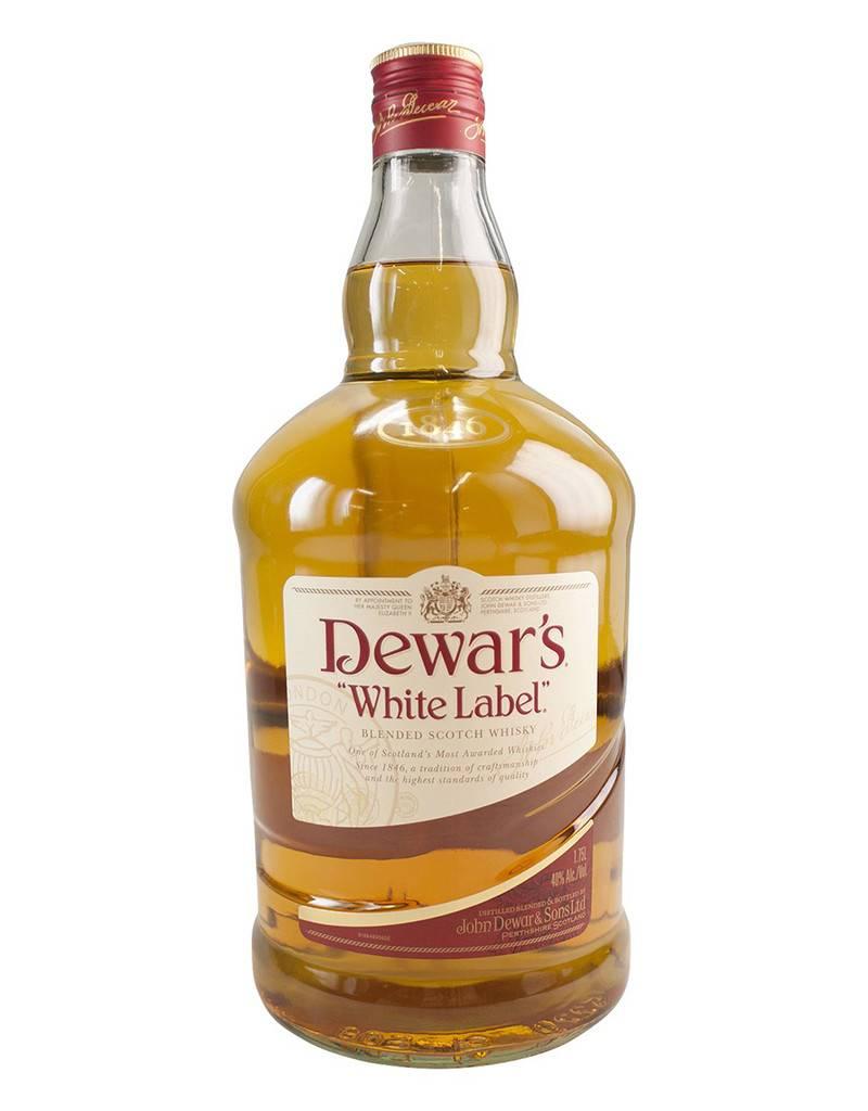 Dewar's Dewar's White Label Blended Scotch, 1.75L