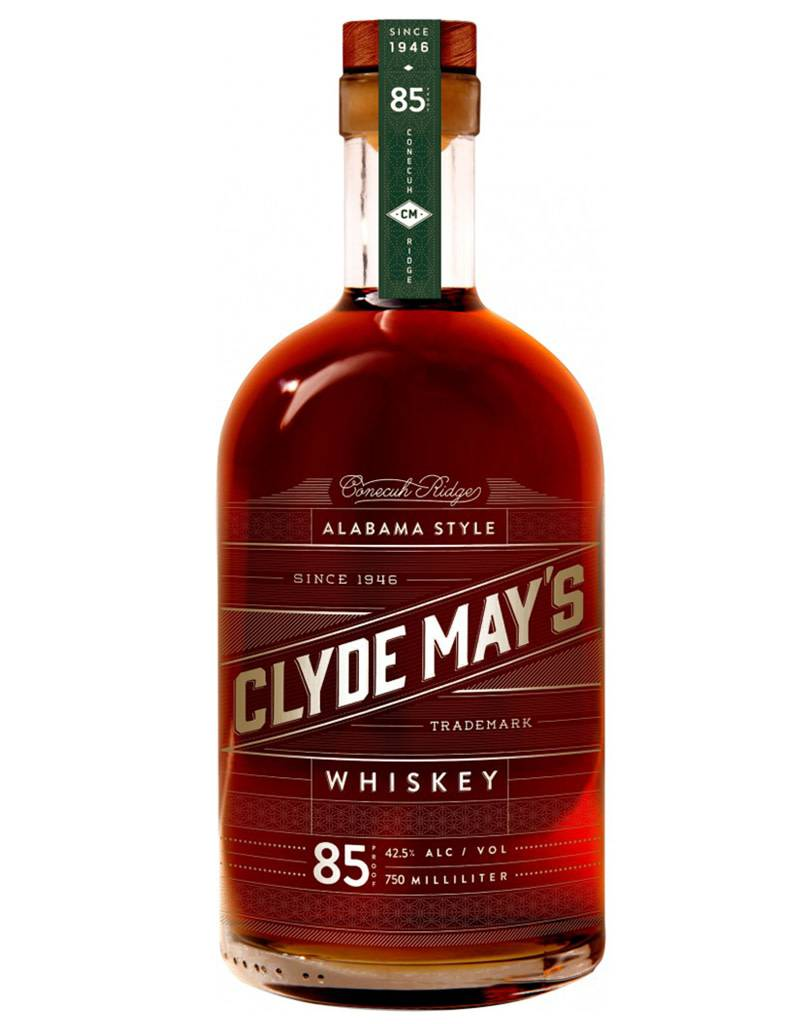 Clyde May's Clyde May's Alabama Style Whiskey