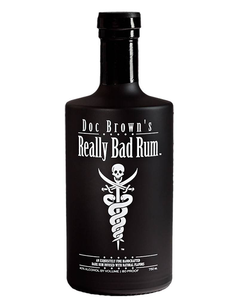 Doc Brown's Really Bad Rum Doc Brown's Really Bad Dark Rum