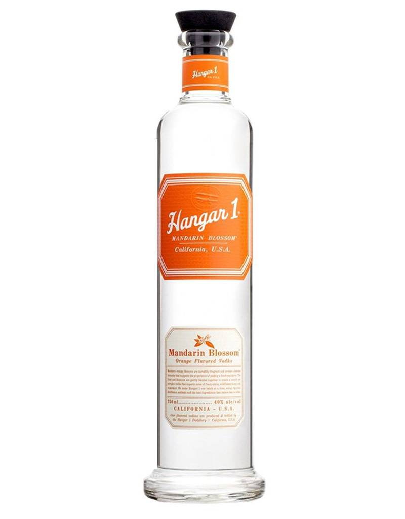 Hangar One Distillery Hangar One Mandarin Blossom Vodka, California