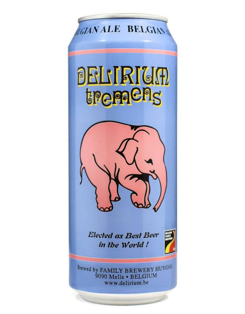 Delirium Tremens Belgian Ale, Single Can
