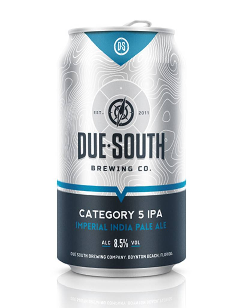 Due South Brewery Due South Category 5 IPA, 4pk Cans