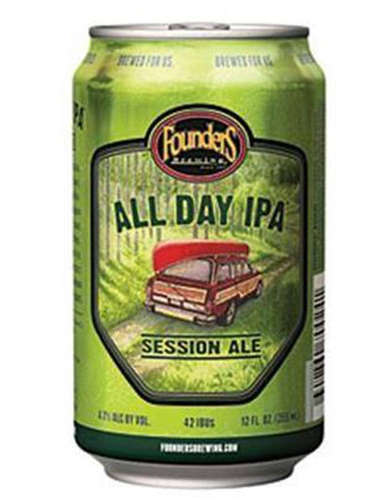 Founders Brewery Founders Brewing Co. All Day IPA Session Ale, 15pk Cans
