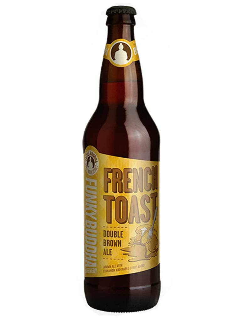 Funky Buddha Brewery 'French Toast' Double Brown Ale, Pint