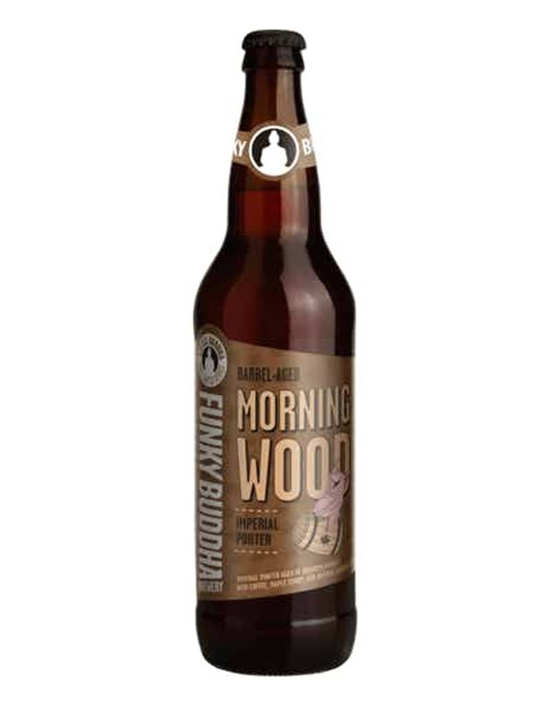 Funky Buddha Brewery 'Morning Wood' Bourbon Barrel-Aged Porter, Pint