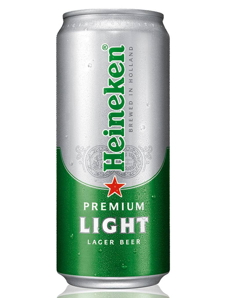 Heineken Brewery Heineken Light, Single Can