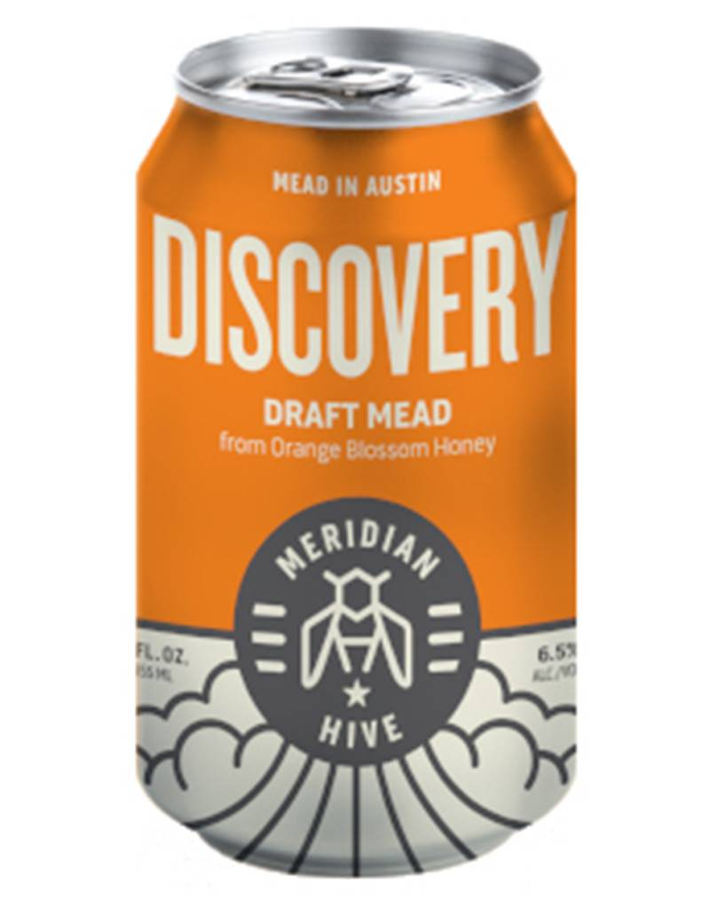 Meridian Hive 'Discovery' Draft Mead from Honey