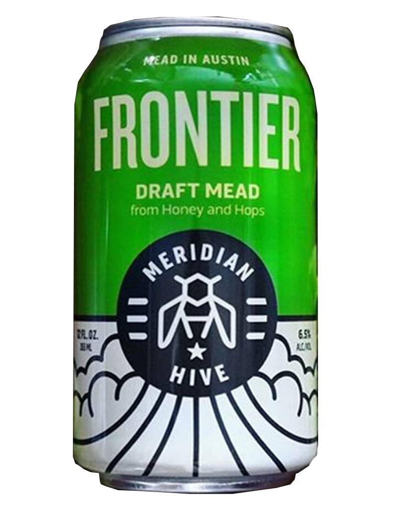 "Meridian Hive 'Frontier"" Draft Mead from Honey & Hops"