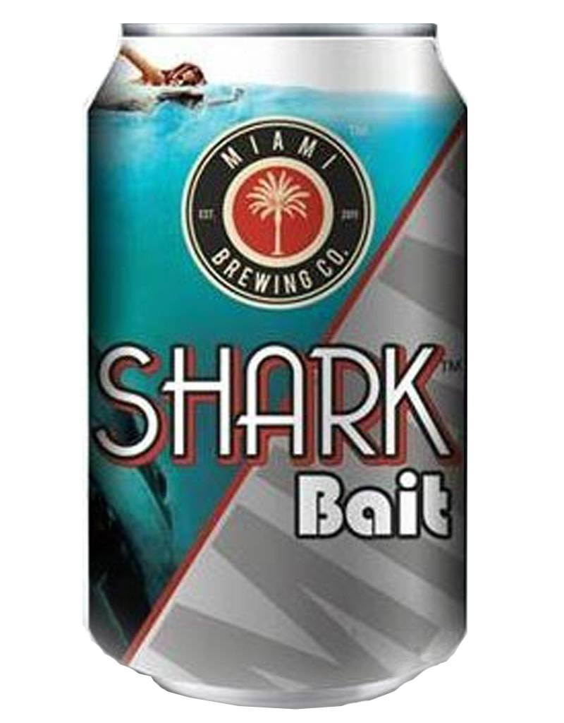 Miami Brewing Co. Miami Brewing Co. Shark Bait, 6pk Cans
