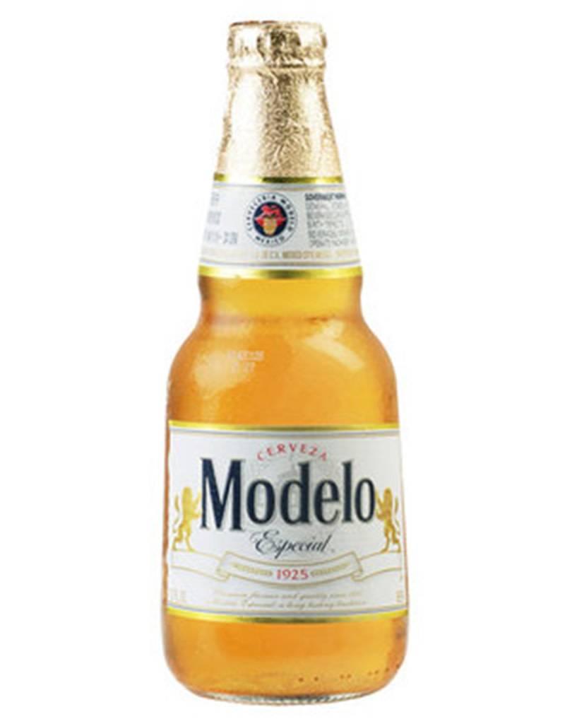 Cerveceria Modelo Modelo Especial, 6pk Bottles