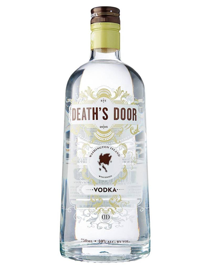 Death's Door Distillery Death's Door Distillery Vodka, Wisconsin