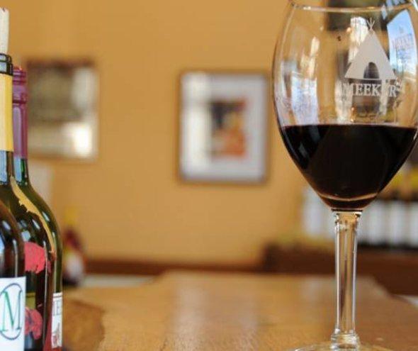 Meeker Wine Tasting with Winemaker Lucas Meeker