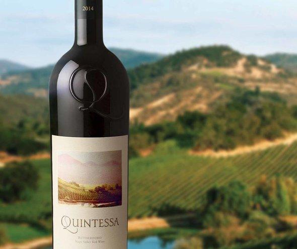 Quintessa Tasting with Winemaker Rebekah Wineburg