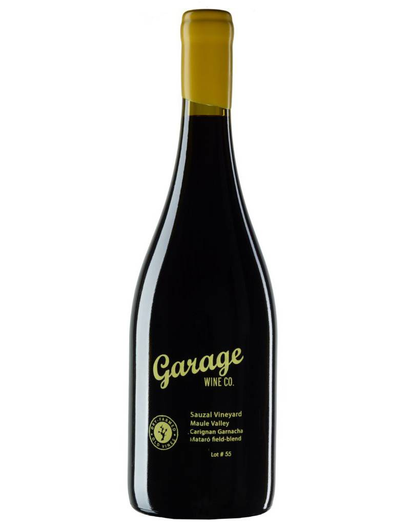 Garage Wine Co. 2014 Sauzal Vineyard Lot #55 Red Blend, Chile