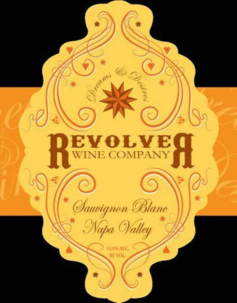 Revolver Wine Co. 2017 'Dreams & Desires' Sauvignon Blanc