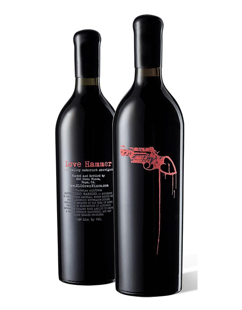 SLO Down Wines 2014 Love Hammer, Cabernet Sauvignon, Atlas Peak