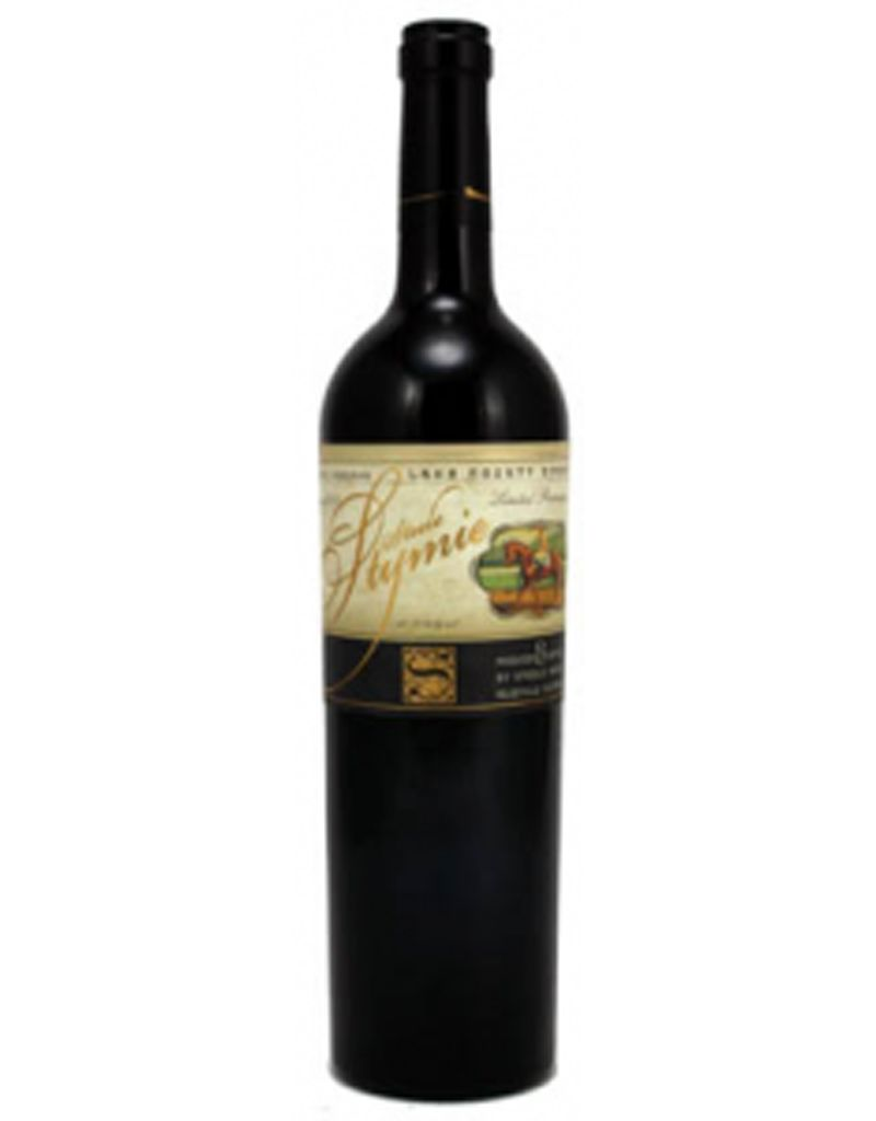 Steele Wines, 2014 Lake County Syrah Stymie
