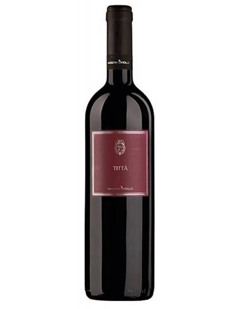 Masseria Cardillo 2015 'Titta' Rosso, Puglia - Basilicata IGT, Italy