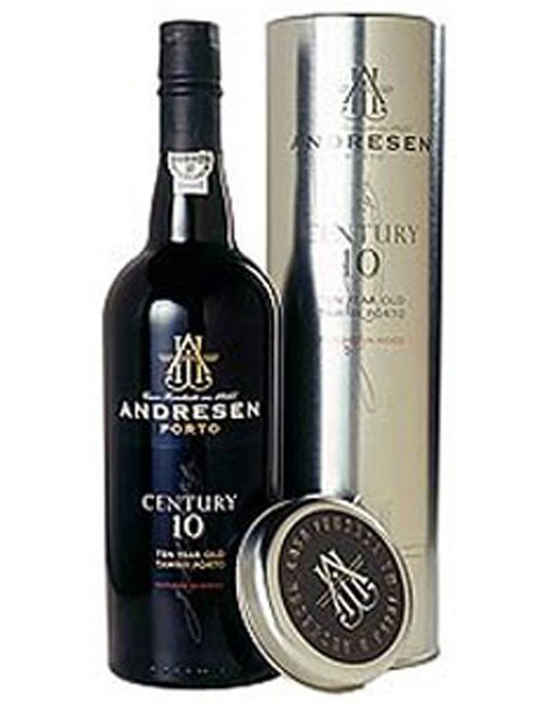 J.H. Andresen 10 Year Century Tawny Port
