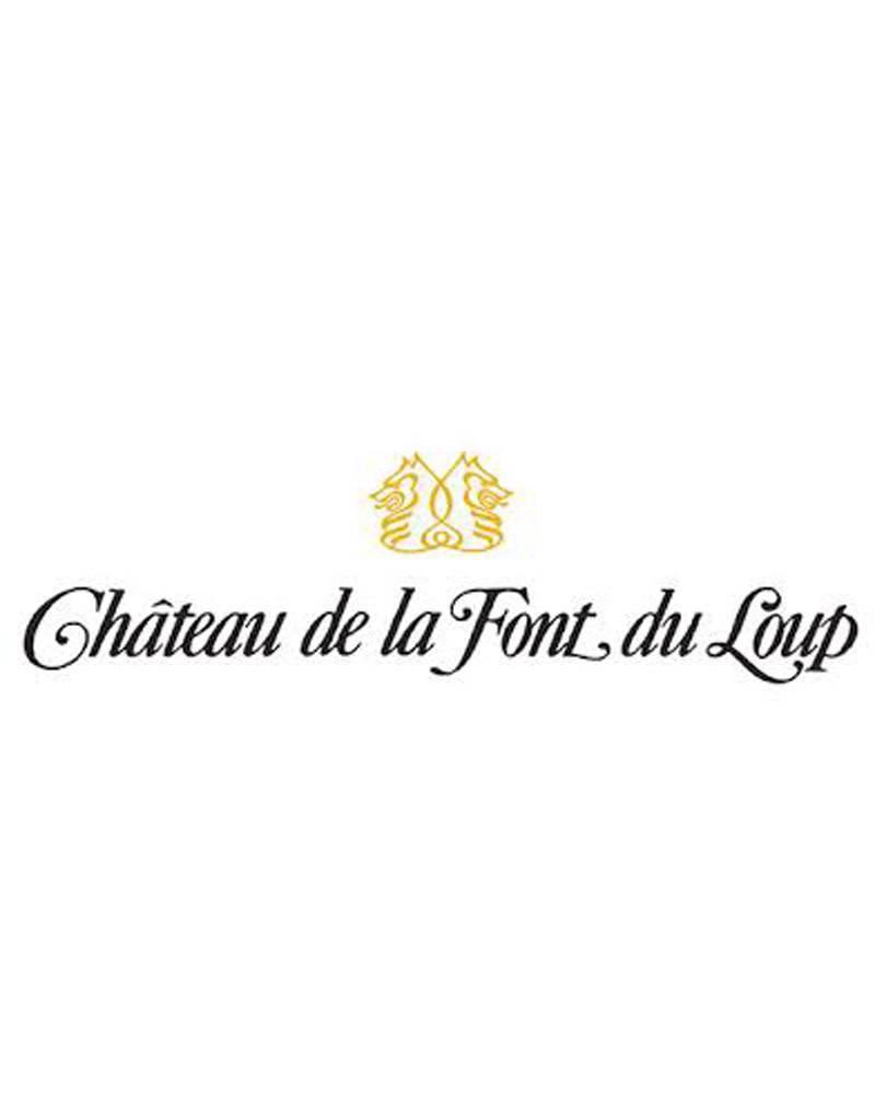 Château de la Font du Loup 2015 'Rolland' Chateauneuf-du-Pape, France