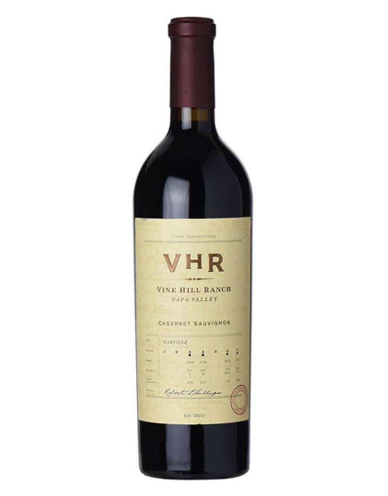 Vine Hill Ranch 2014 'VHR' Cabernet Sauvignon, Napa Valley