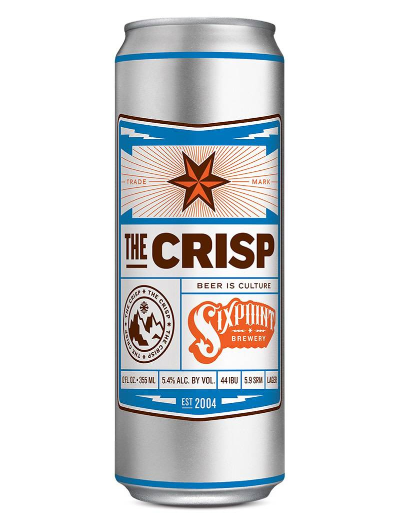 Sixpoint The Crisp Pilz, 6pk