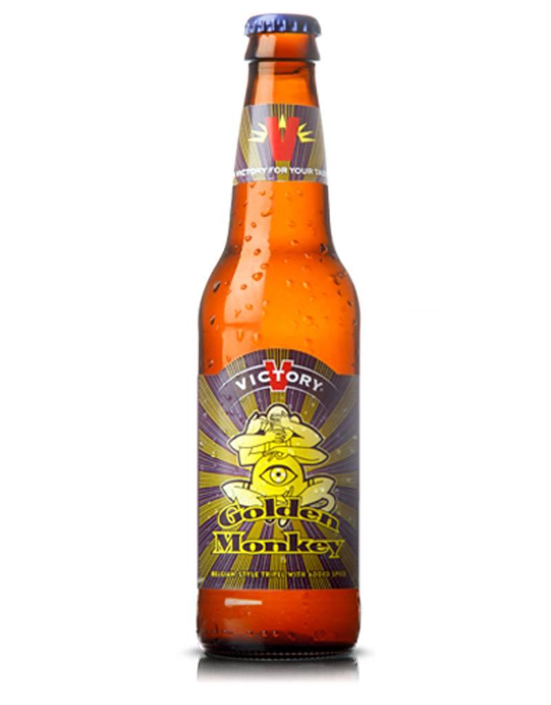 Victory Brewing Company Victory Brewing Co. 'Golden Monkey' Belgium Tripel, 6pk Bottle