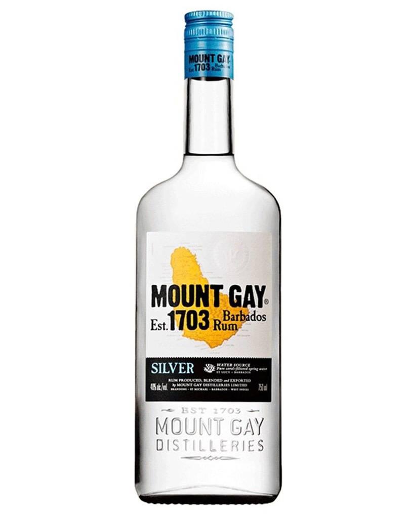 Mount Gay Distilleries Mount Gay Silver Rum
