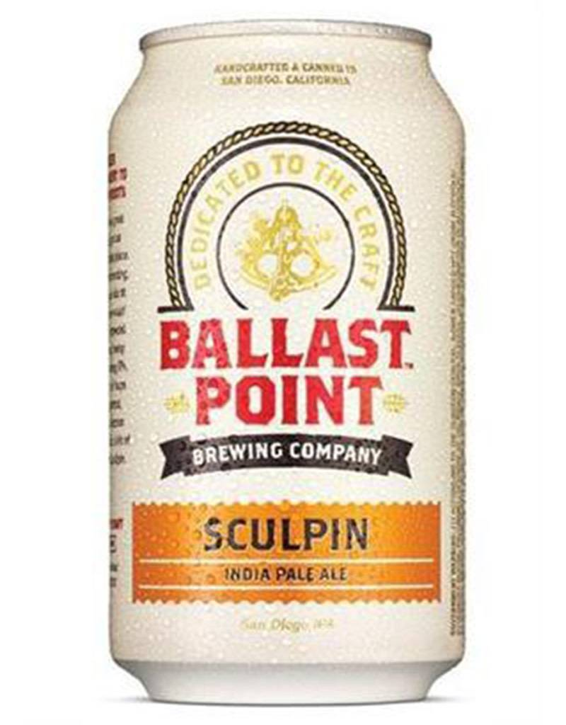Ballast Point Brewing Company Ballast Point Sculpin IPA , 6pk Cans