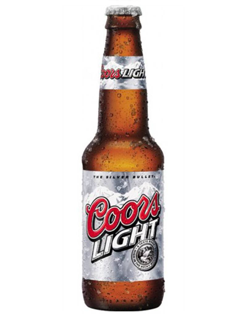 Adolph Coors Co. Coors Light Beer, 6pk Bottles