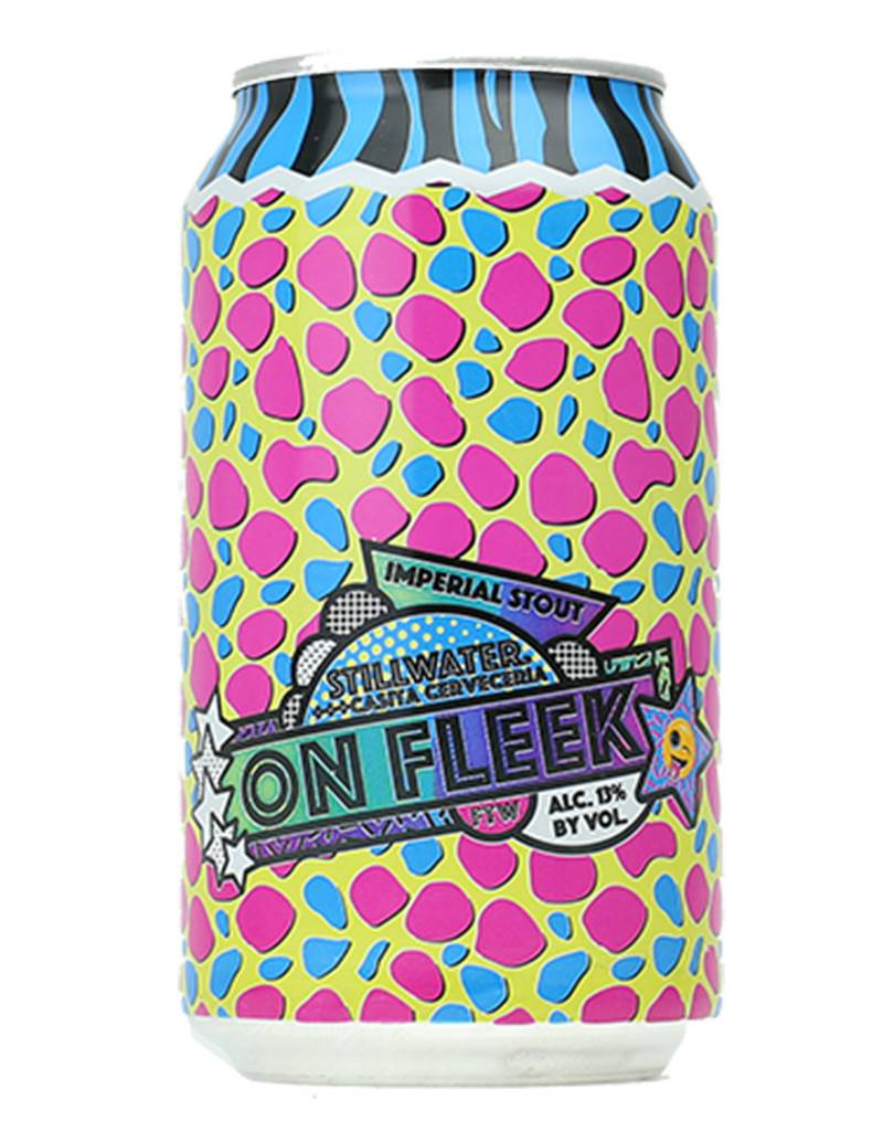 Eviltwin Brewing Evil Twin Stillwater On Fleek Imperial Stout, 4pk Cans