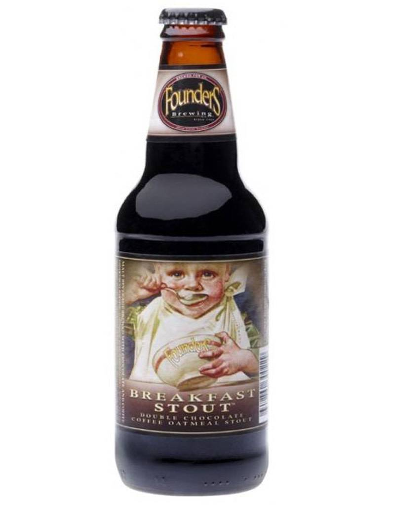 Founders Brewing Co. Breakfast Stout, 4pk