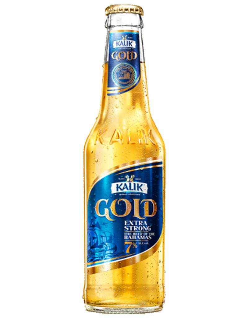Commonwealth Brewery Kalik Gold Beer Of The Bahamas, 6pk