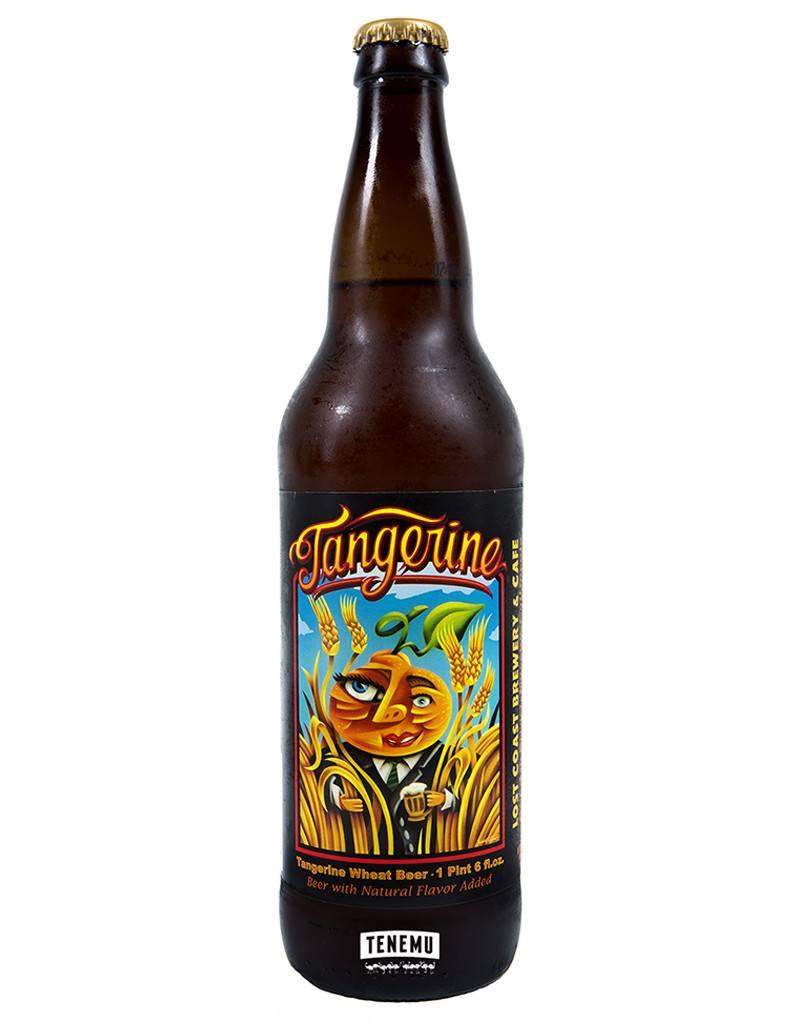 Lost Coast Brewery Lost Coast Brewery Tangerine Wheat Ale, 6pk Beer Btls