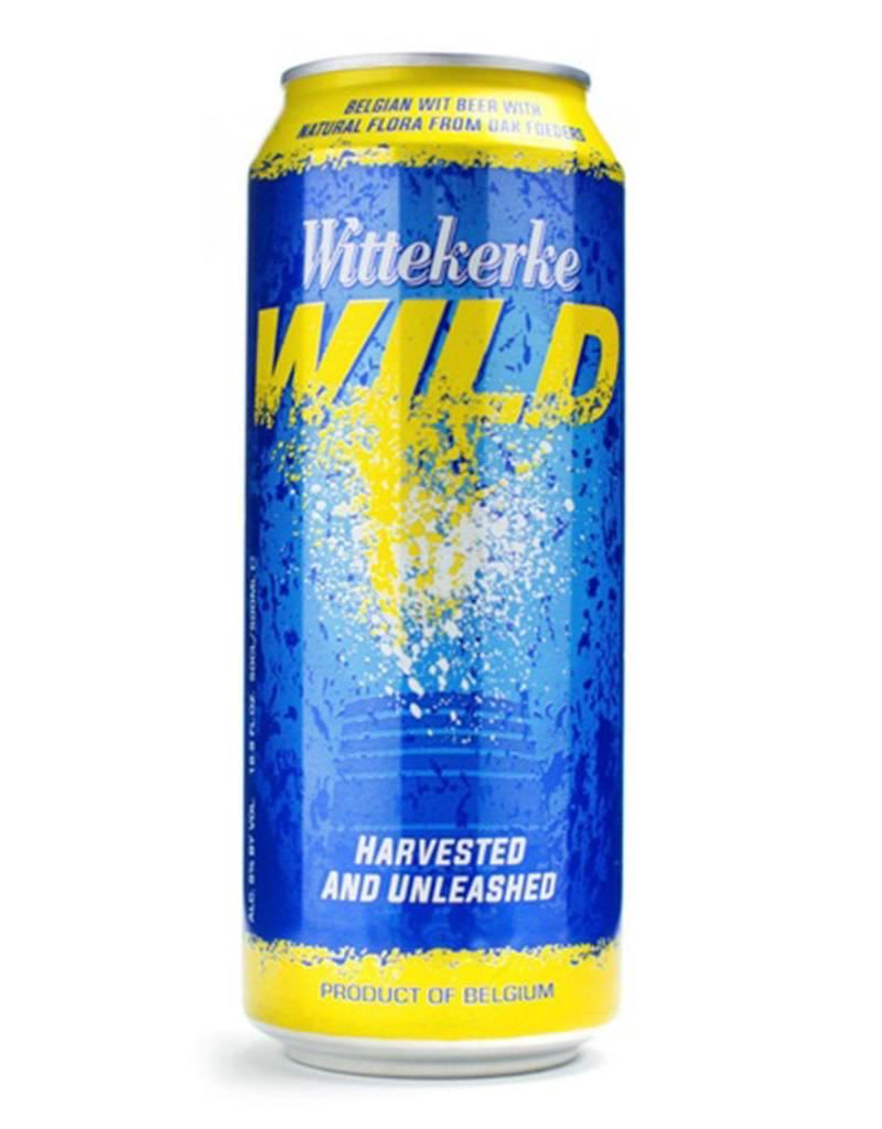 Wittekerke Wittekerke Wild Harvest Belgian White, 500mL Can