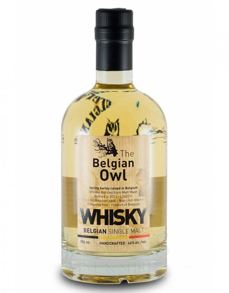 The Belgian Owl Whiskey