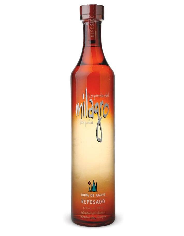 Leyenda del Milagro Tequila Anejo