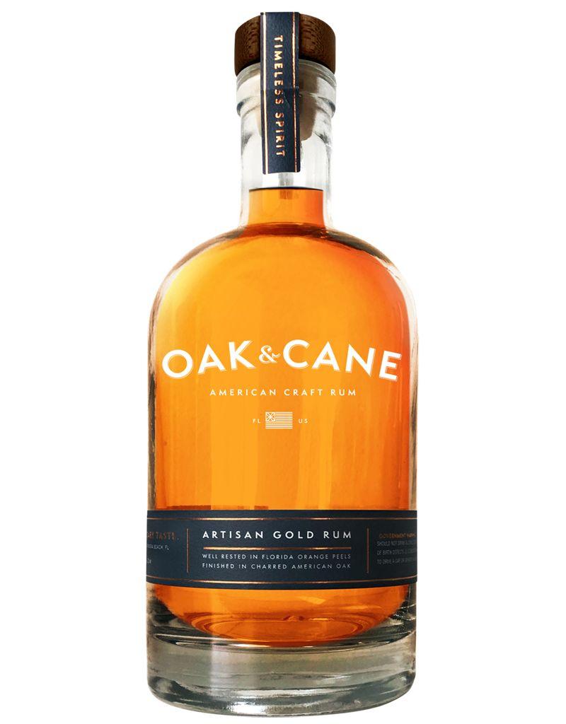 Oak & Cane Artisan Gold Rum